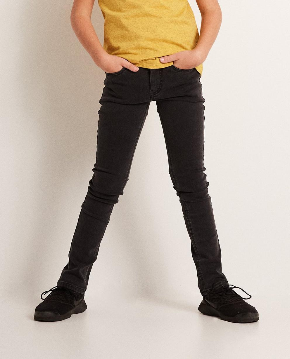 Jeans - Schwarz - Skinny Straight Jeans THOMAS